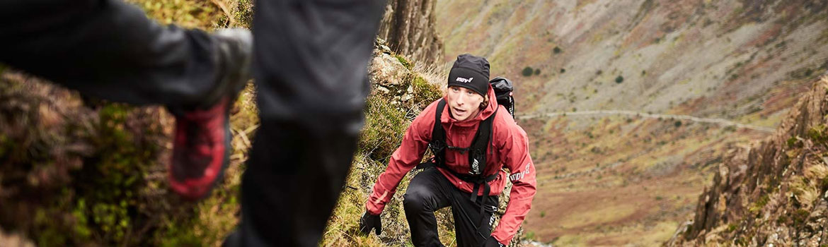 Fundraise with Inov-8