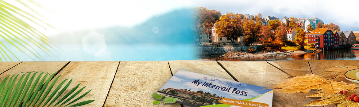 Fundraise with Interrail.eu