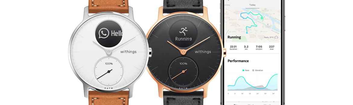 Fundraise with Withings