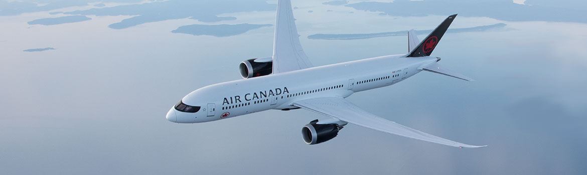 Fundraise with Air Canada
