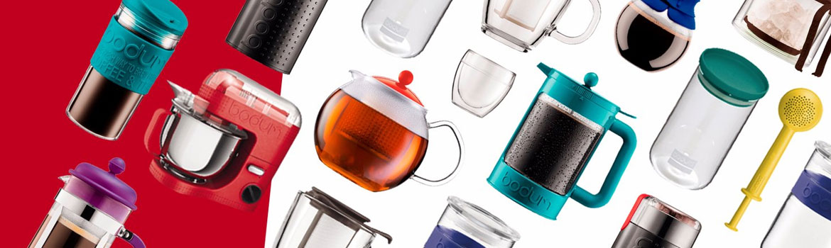 Fundraise with Bodum