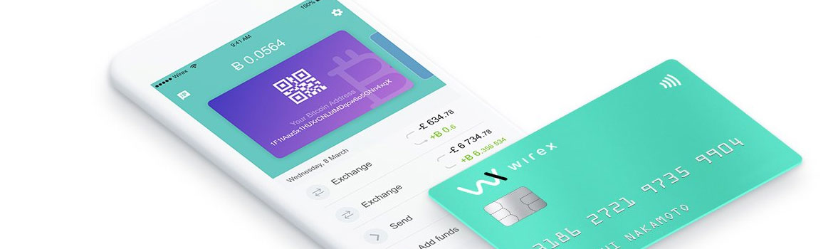 Fundraise with Wirex