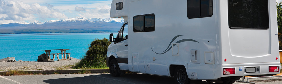 Fundraise with Give as you Switch - Motorhome Insurance