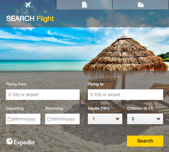 Compare summer holidays with Expedia