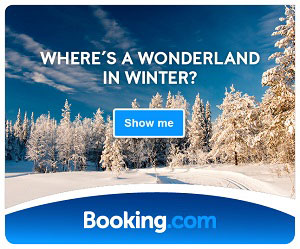 Booking.com holiday offer