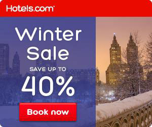 Hotels.com holiday offer