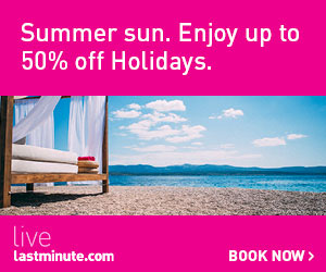 lastminute holiday offer