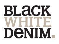Black White Denim