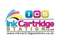 Ink Cartridge Station