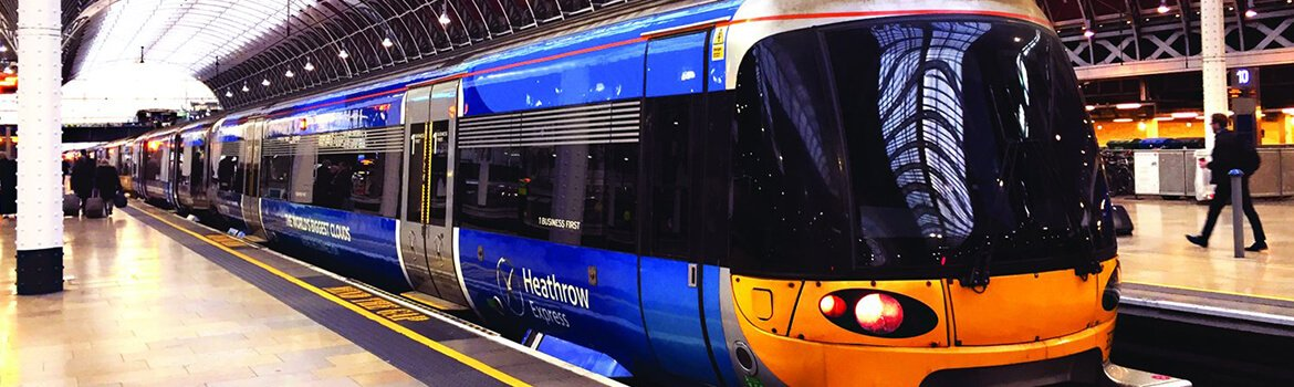 Fundraise with Heathrow Express