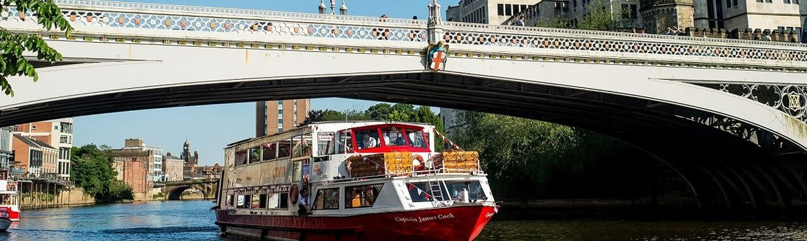 Fundraise with City Cruises York