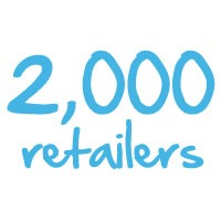 2000 Retailers