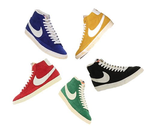new concept 82896 daea8 Iconic high tops, Nike Blazers are back for good - Give as ...