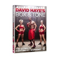 David Haye DVD