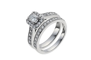 platinum-ring