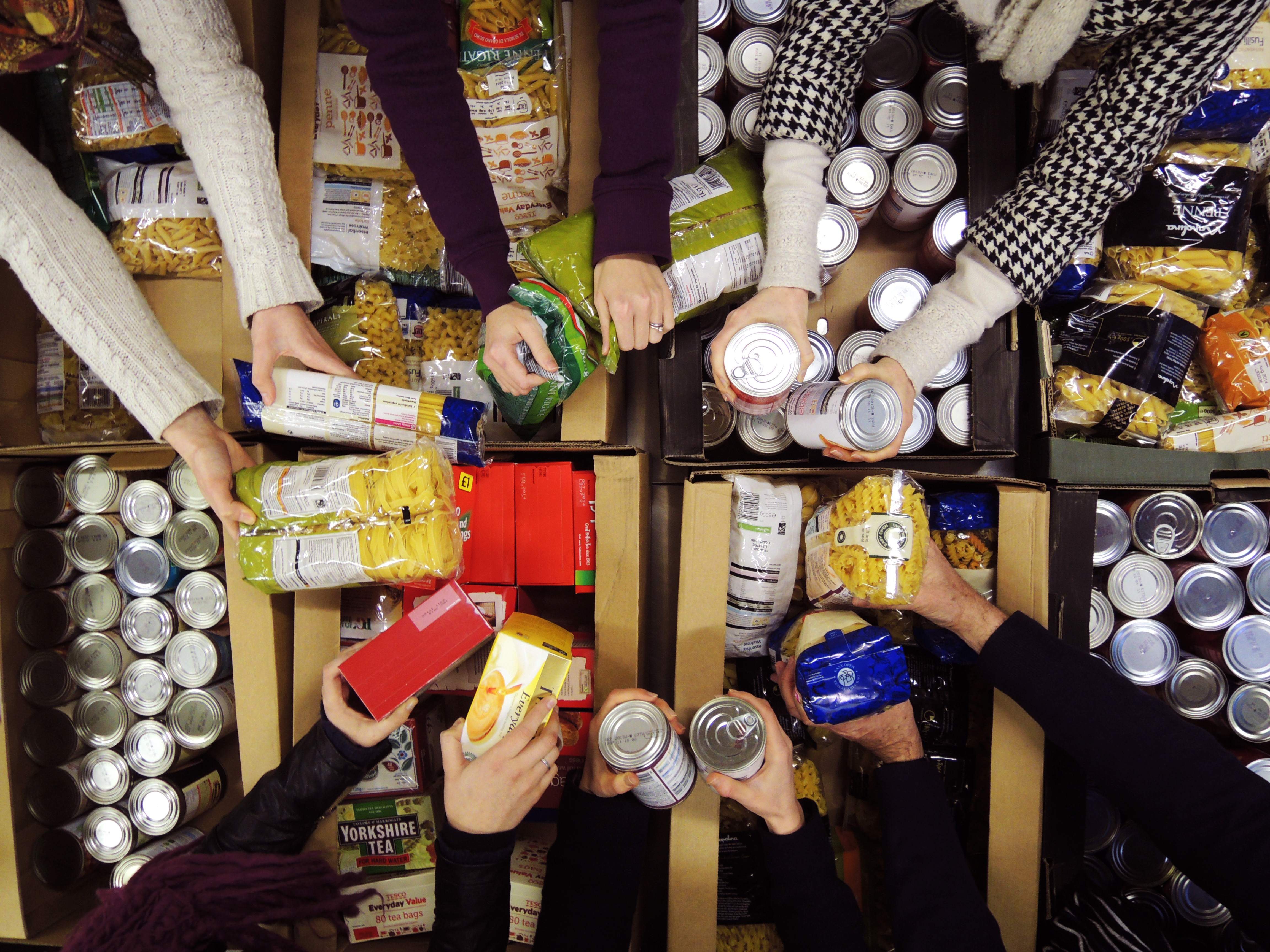 Limit To Food Bank Use