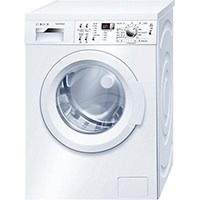 Bosch Exxcel WAQ283S0GB Washing Machine with 8kg Load, 1400rpm Spin Speed (White)