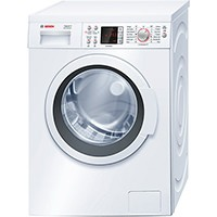 Bosch Exxcel WAQ28461GB Washing Machine with 8kg Load, 1400rpm Spin Speed (White)