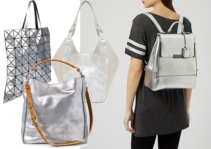 For Day A Metallic Per Tote Or Even Backpack Will Really Make Fashion Statement And They All Be Great Holding Enough Complete