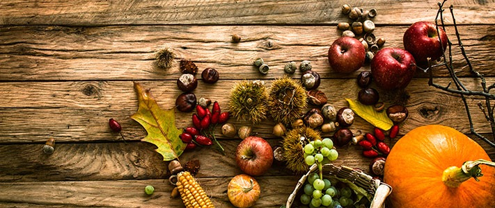 Fall For Ten Healthy Autumn Foods Give As You Live Blog