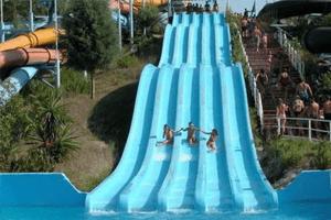 water_slide