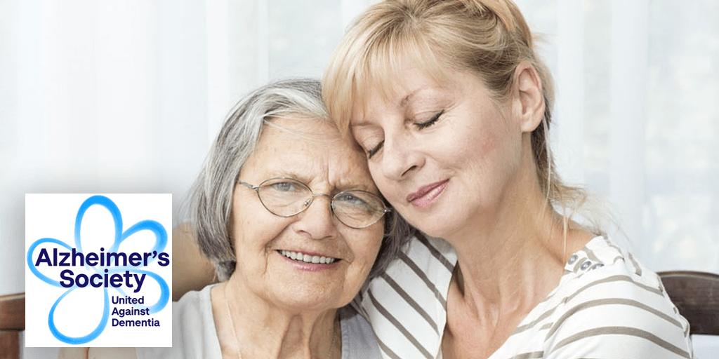 Dementia Awareness Week with Alzheimer's Society