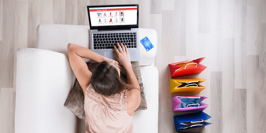 Top Ten Reasons to Shop Online