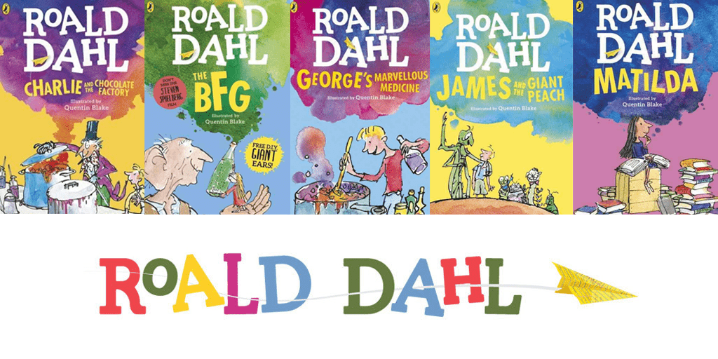 What's your favourite from the Roald Dahl collection?