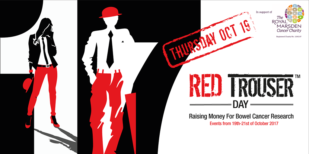 Charity of the Month – Red Trouser Day