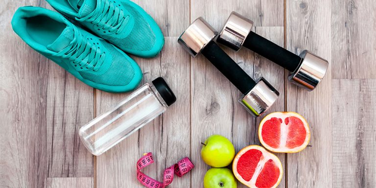 The perfect fitness wear for your New Year's resolutions
