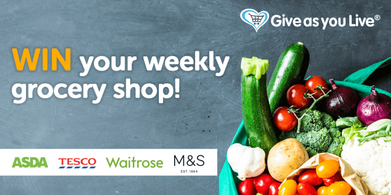 Win your weekly shop back!