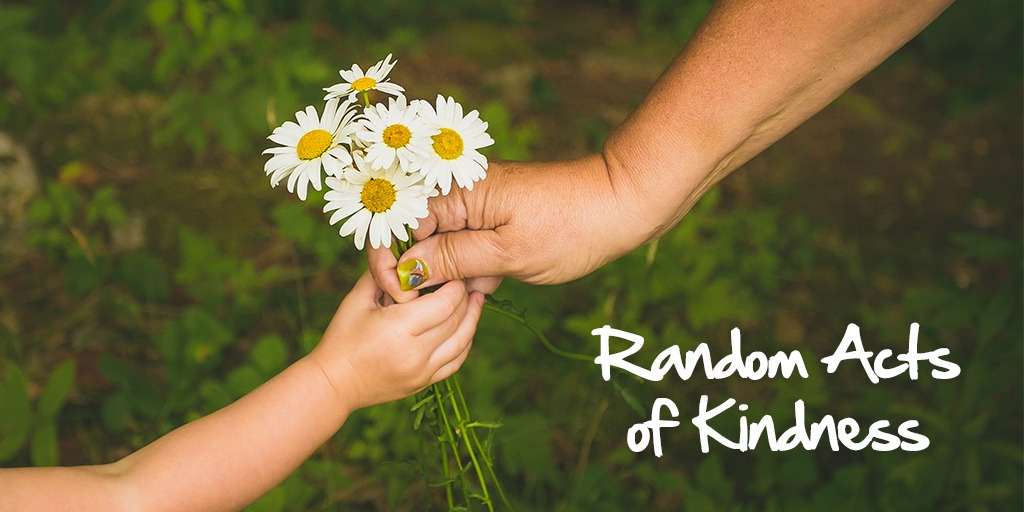 How to Celebrate Random Acts of Kindness Day