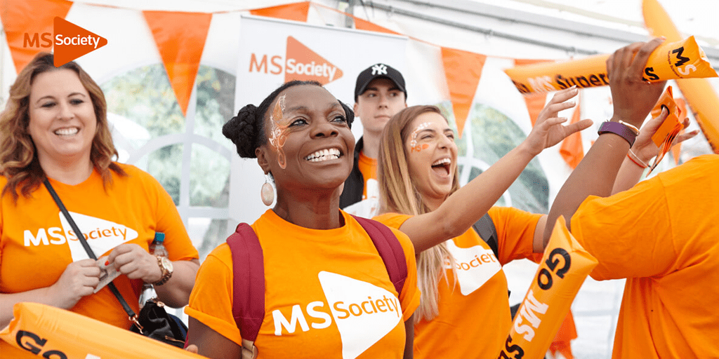 Supporting Multiple Sclerosis Society