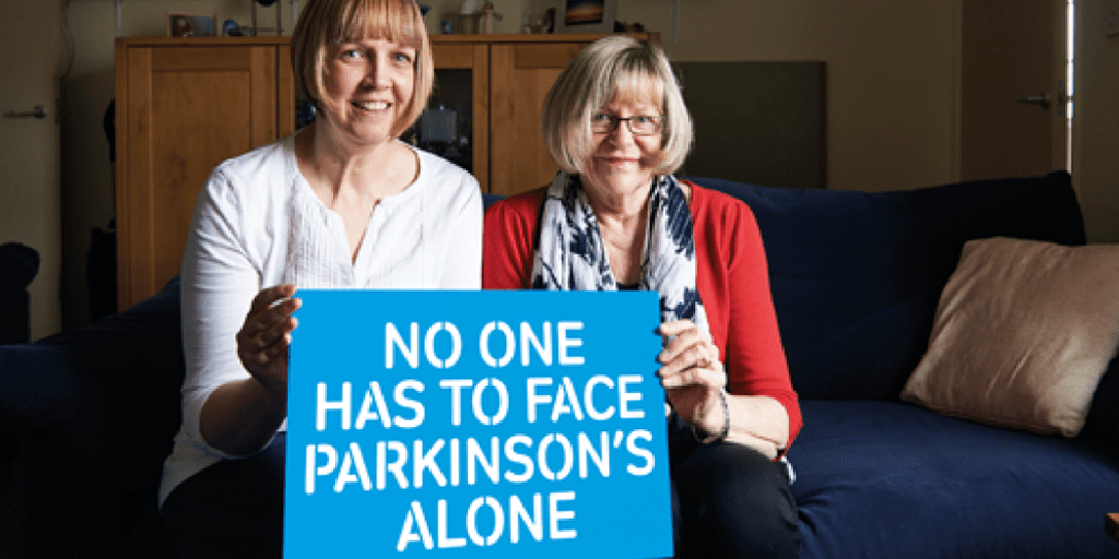 Our featured charity – Parkinson's UK