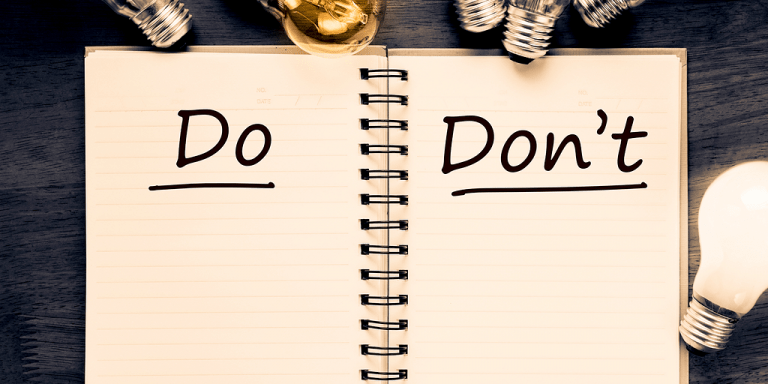 Engaging your Senior Management - Do's and Don'ts for your Business Giving