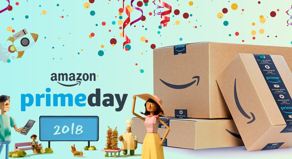 Save and Raise on Prime Day!