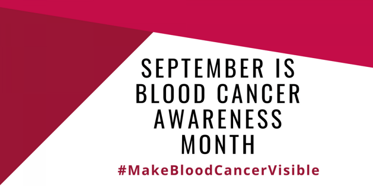 September is Blood Cancer Awareness Month