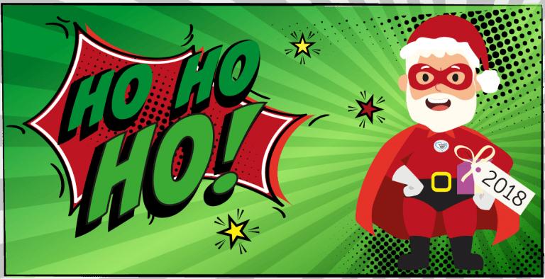 NEW: Earn Your Santa Badge! 🎅
