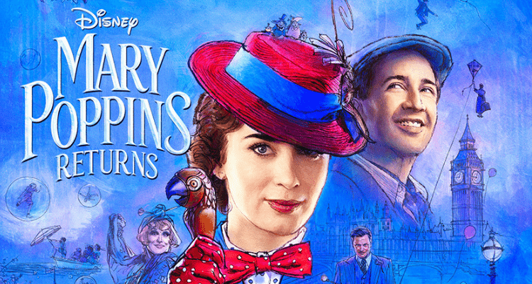The trailer for Mary Poppins Returns unveiled!