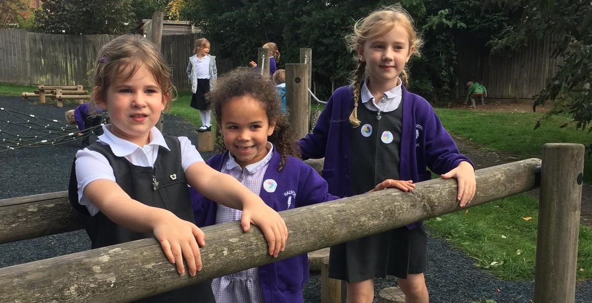 The Friends of Halsford Park School become featured charity