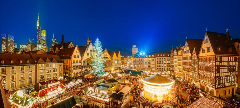 3 Perfect Christmassy Getaways