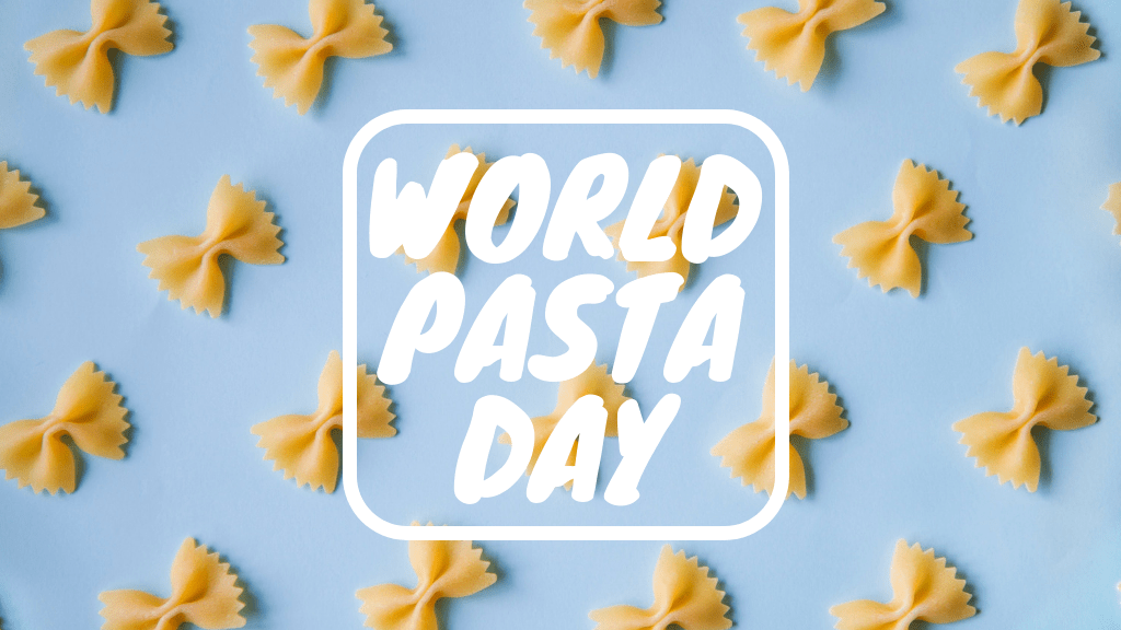 5 Perfect Recipes for World Pasta Day!