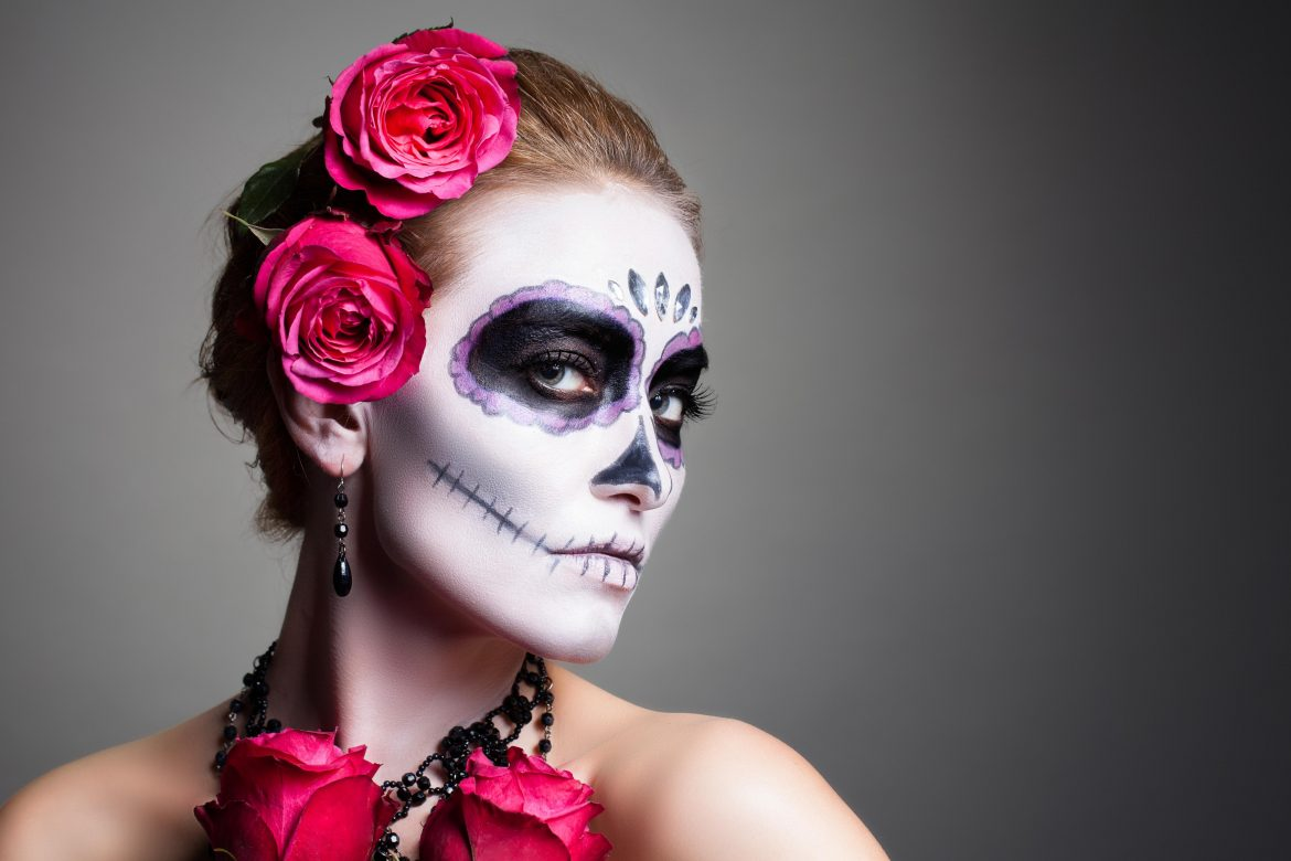 Glamoween: Makeup Tutorials from Debenhams