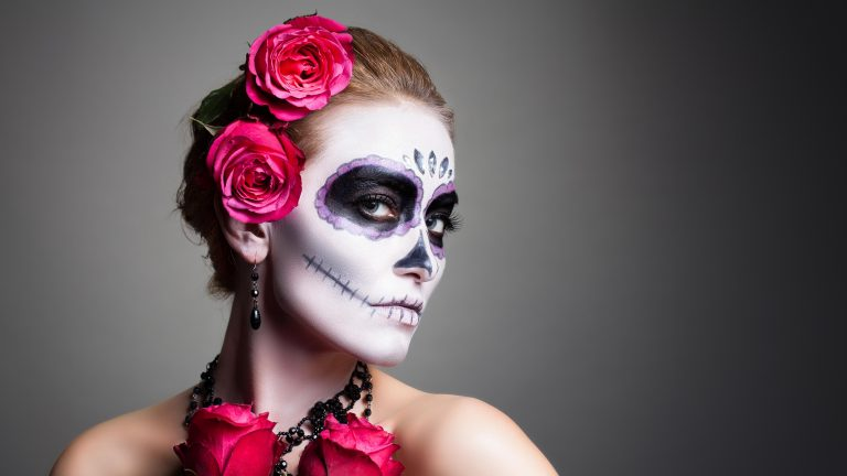 Glamoween: Makeup Tutorials from Debenhams