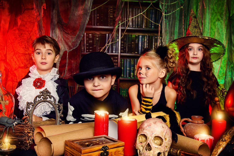 8 Kids' Halloween Costumes That Won't Break The Bank