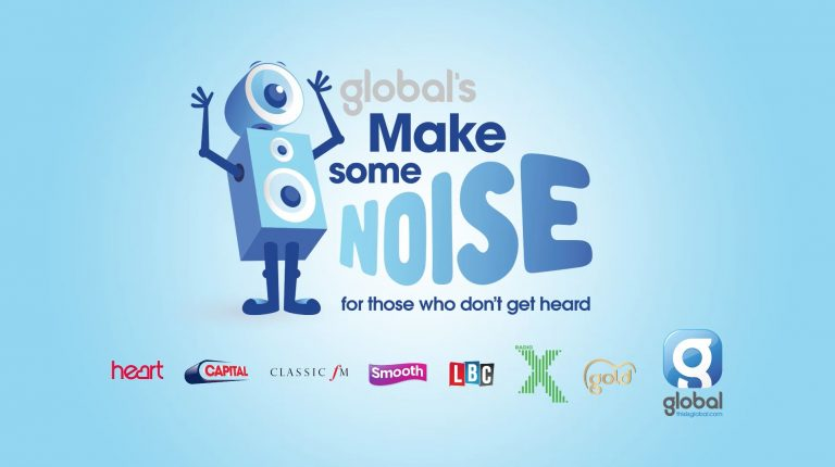 It's Make Some Noise Day!