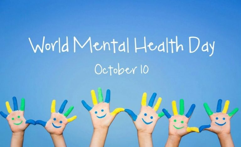 Everything You Need To Know This World Mental Health Day