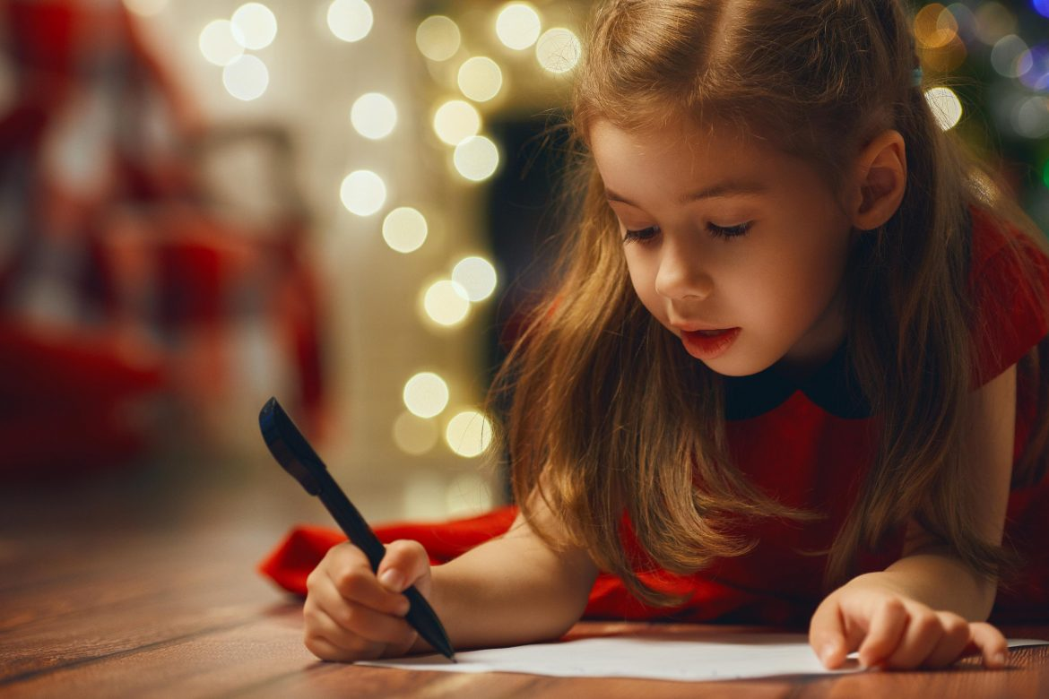 Letters to Santa with Royal Mail