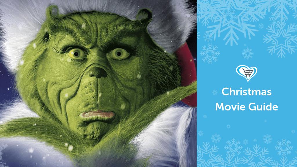 Christmas Film List 2018 🎄🎁🎥