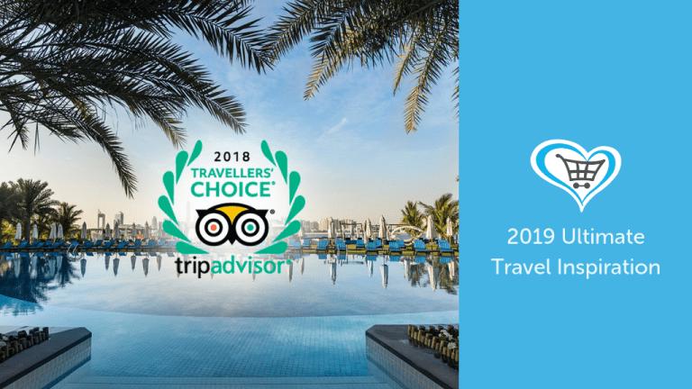 TripAdvisor's Travellers' Choice Award Winners 2018
